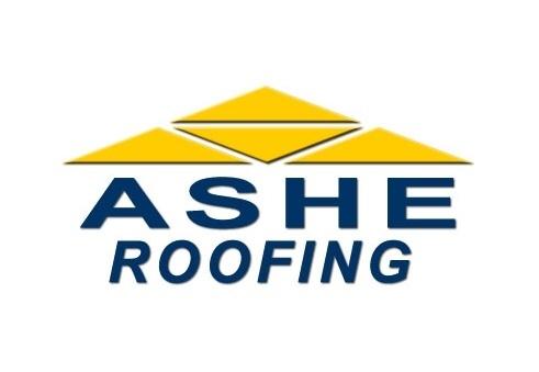 Ashe Roofing logo slideshow